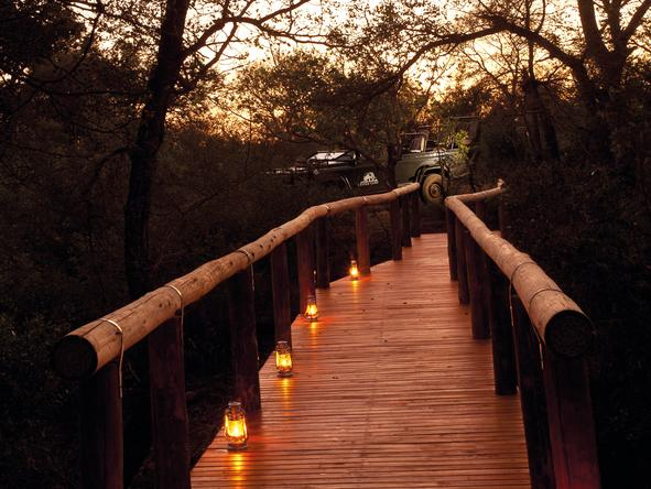Kings Camp Private Game Reserve - Wooden Bridge