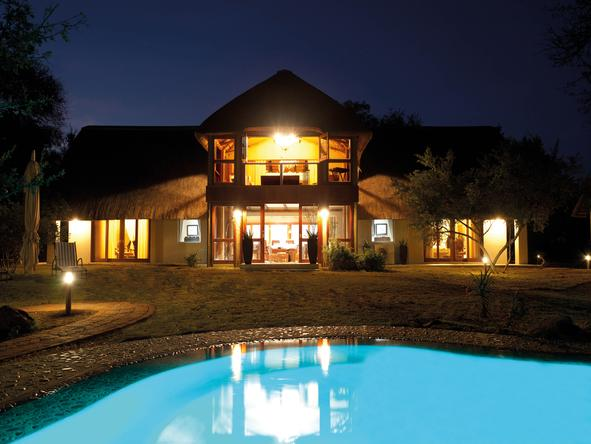 Kings Camp Private Game Reserve - Pool