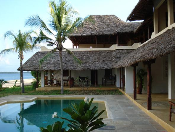 Kizingoni Beach Houses - Pool
