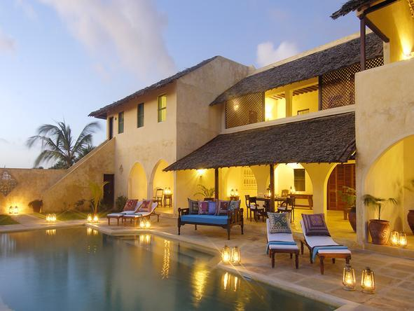 Kizingoni Beach Houses - Pool2