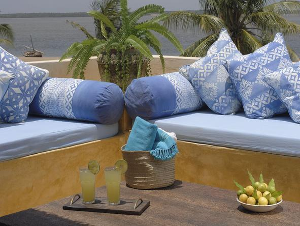 Kizingoni Beach Houses - Lounge