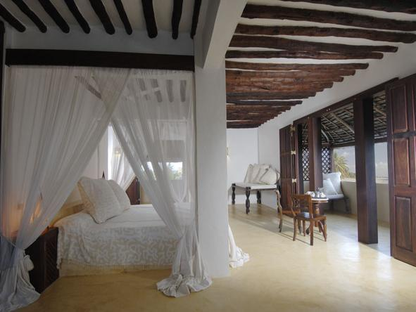 Kizingoni Beach Houses - Bedroom1