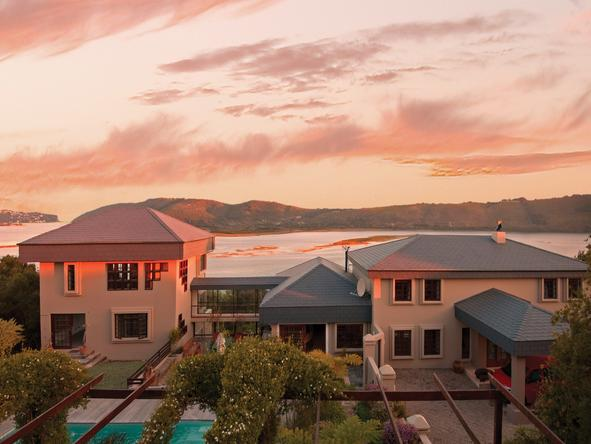Knysna Heights Villa - Exterior