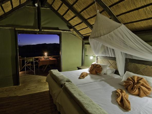 Kulala Desert Lodge -Bedroom1