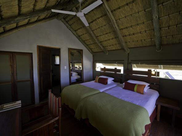 Kulala Desert Lodge - Bedroom2