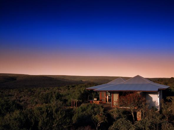 Kwandwe Ecca Lodge - Location