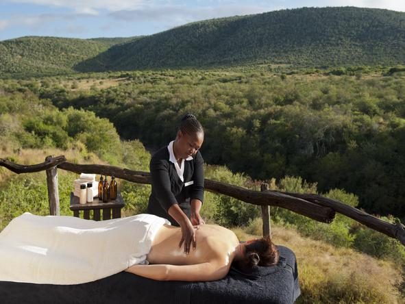Kwandwe Ecca Lodge - Spa