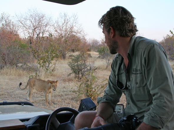 Kwihala Camp - Game Drive