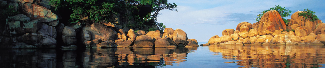 Lake Malawi - go diving, snorkelling & sailing on Africa's favourite lake, explore its islands or just relax on golden sand beaches.
