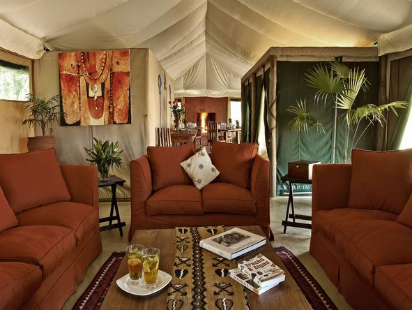 Laikipia Camp - Lounge2