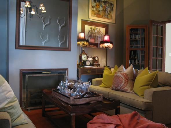 Lairds Lodge Country Estate - lounge