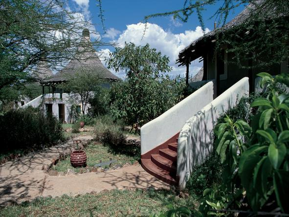 Lake Manyara Serena Safari Lodge - Garden