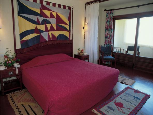 Lake Manyara Serena Safari Lodge -Bedroom1