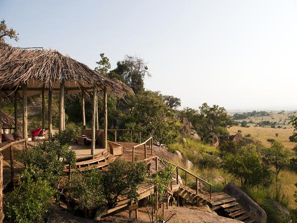 Lamai Serengeti Main Camp - Lodge