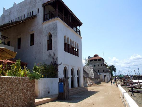 Lamu House - Location