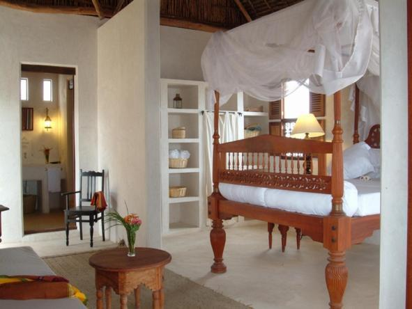 Lamu House - Bedroom1