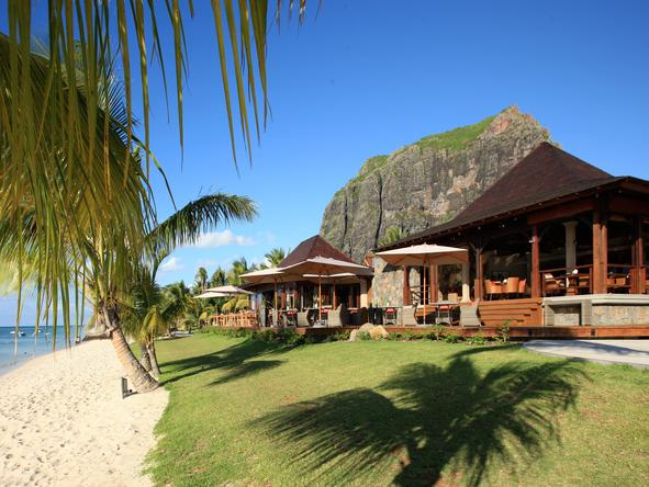 LUX Le Morne - luxury beach getaway