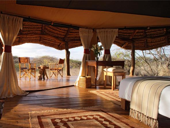 Lewa Safari Camp -Spacious Room