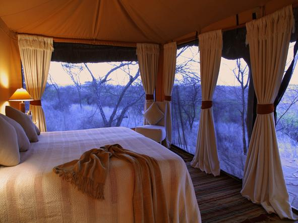 Lewa Safari Camp - Bedroom