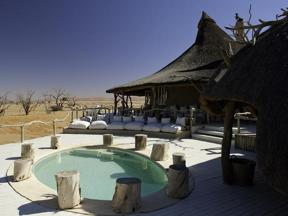 Little Kulala Lodge - pool