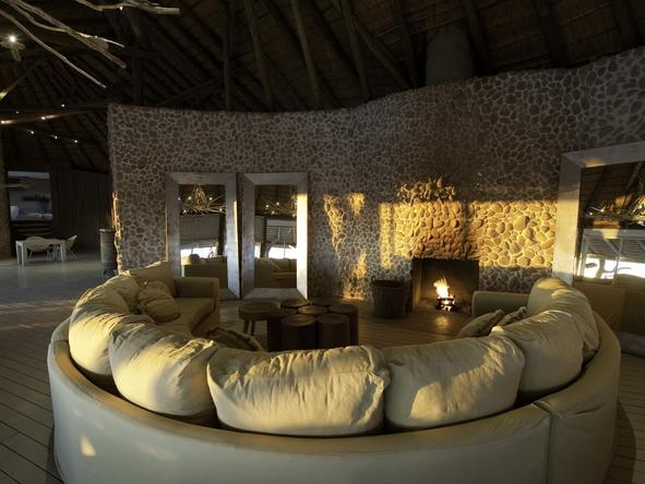 Little Kulala Lodge - lounge