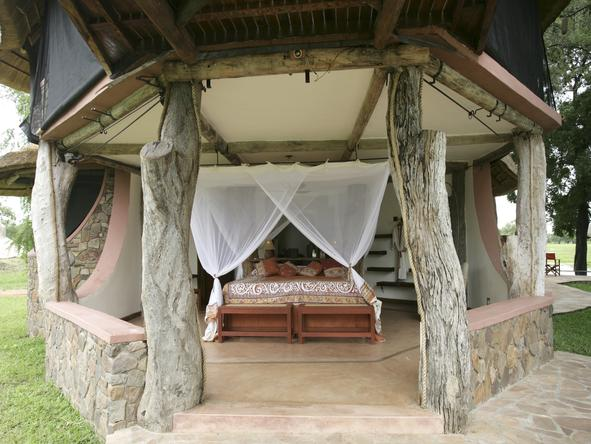 Luangwa Safari House - Bedroom2