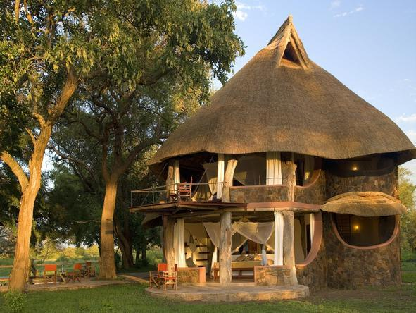 Luangwa Safari House - House1