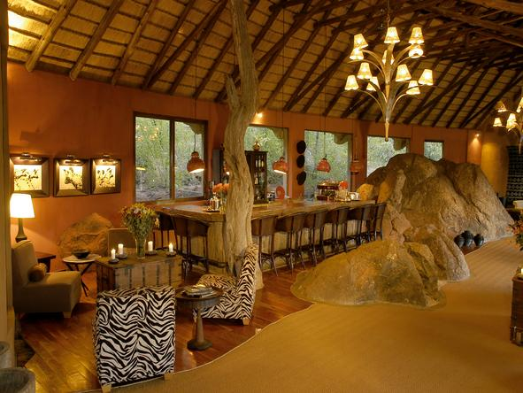 Madikwe Hills - Main Camp - Dining