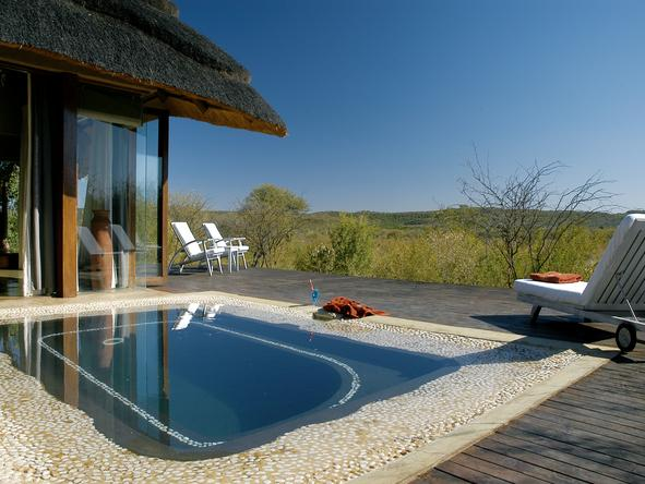 Madikwe Hills - Main Camp - Pool