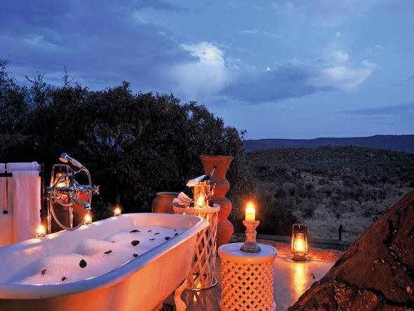 Madikwe Hills - Main Camp - Bath