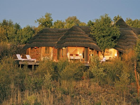 Madikwe Hills - Main Camp - Location