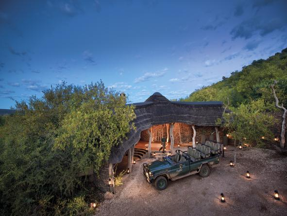 Madikwe Safari Lodge - Exterior View