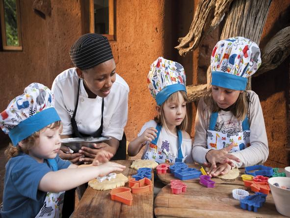 Madikwe Safari Lodge - Kids Club