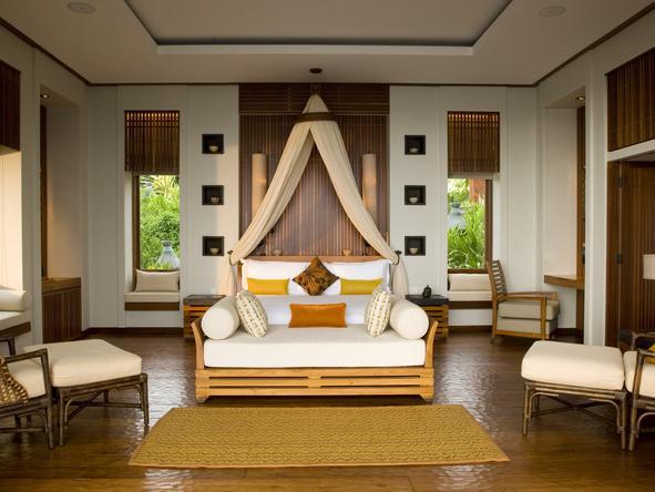 maia luxury resort spa bedroom