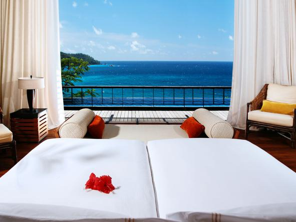 Maia Luxury Resort & Spa - sea view from room