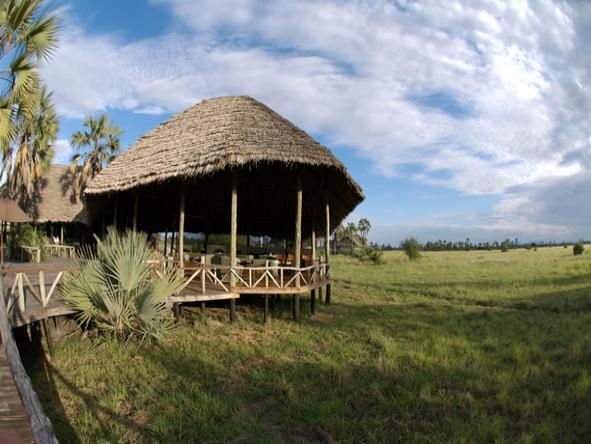 Maramboi Tented Camp - Camp