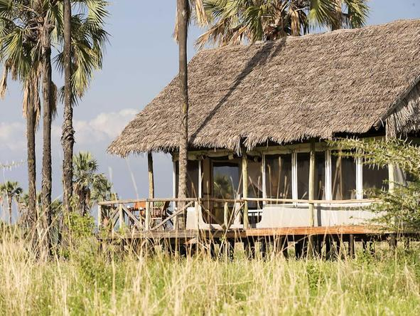 Maramboi Tented Camp - Deck2