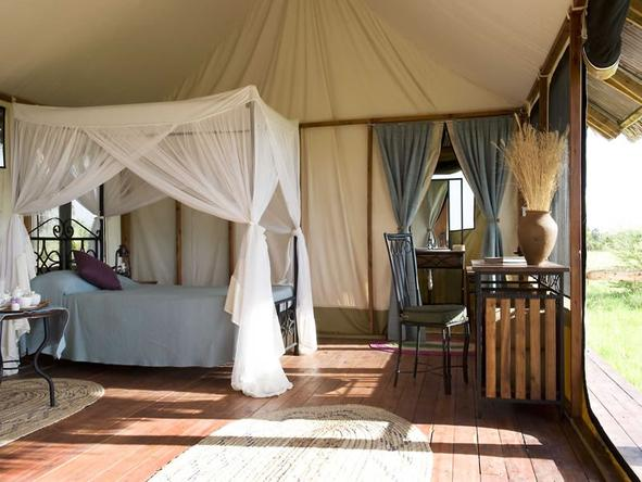Maramboi Tented Camp - Bedroom2