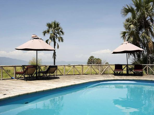 Maramboi Tented Camp - Pool
