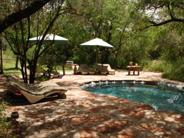 Mashatu Tented Camp - Pool 2