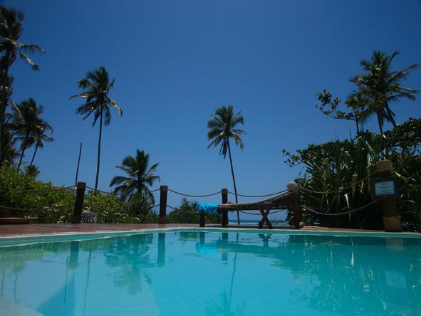 Matemwe Beach House - Pool