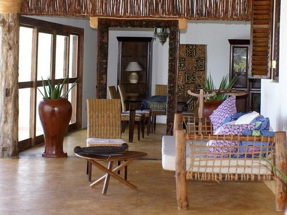 Matemwe Beach House - Lounge2