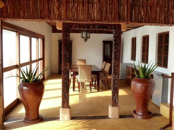 Matemwe Beach House - Dining