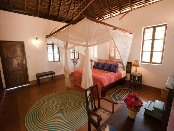 Matemwe Beach House - Bedroom2
