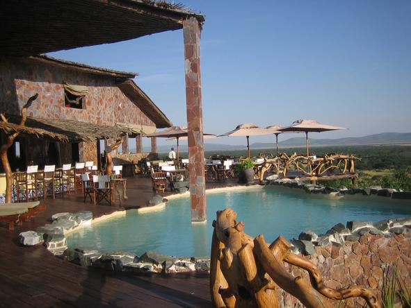 Mbalageti Serengeti - Pool
