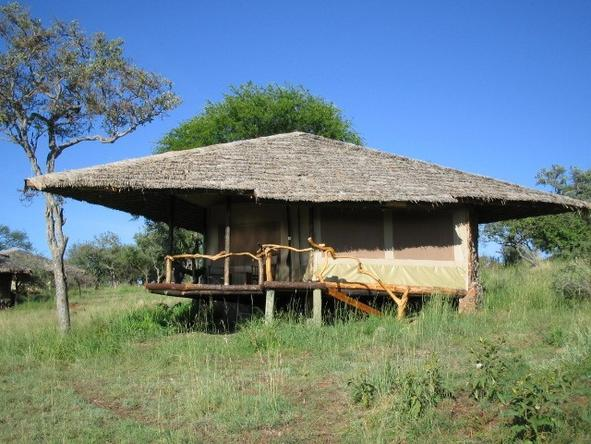 Mbalageti Serengeti - Accommodation  Suite
