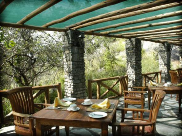 Mbuzi Mawe Tented Camp - Breakfast