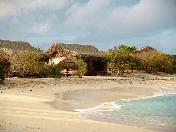 Medjumbe Private Island - beach