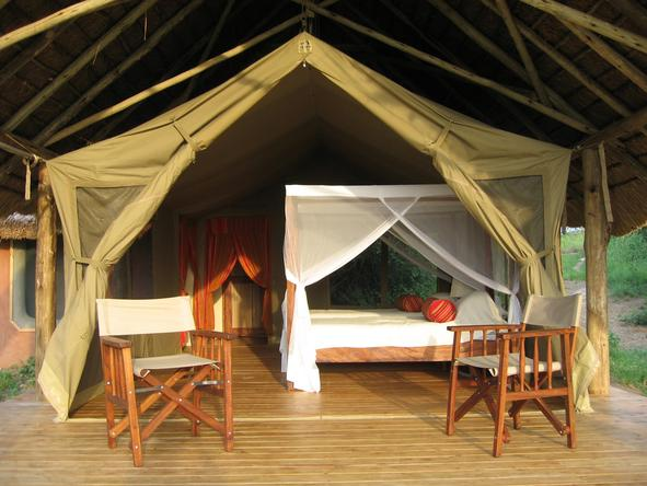 Mihingo Lodge - Tent