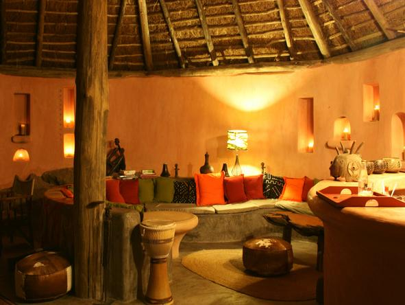 Mihingo Lodge - Lounge